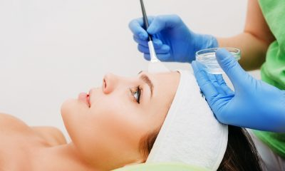 All About Facial Peels